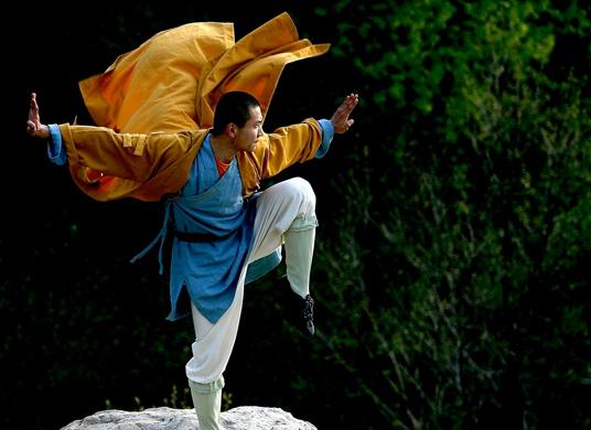 Xing Yi Quan Kung Fu
